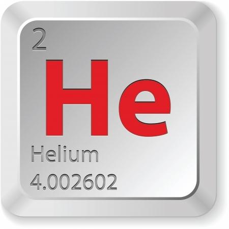 gas man: helium button