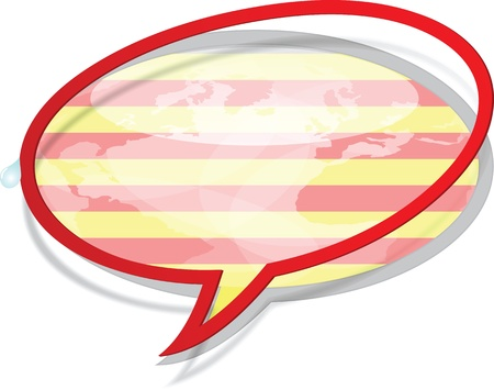 catalonia: catalonia flag
