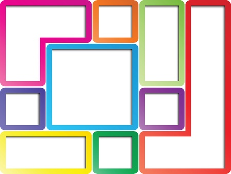 colorful design Stock Vector - 16669857