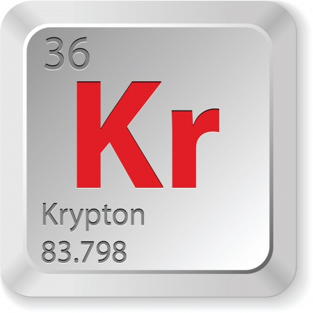 krypton: krypton element