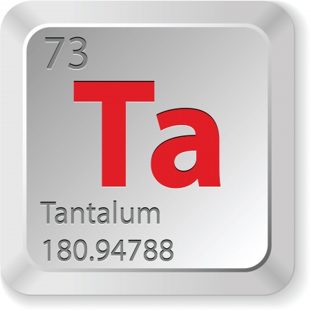 tantalum element Stock Vector - 17218038