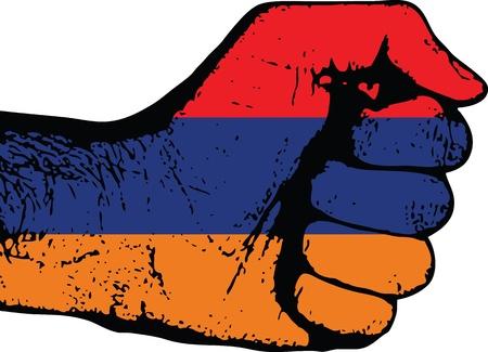 armenian: armenian fist