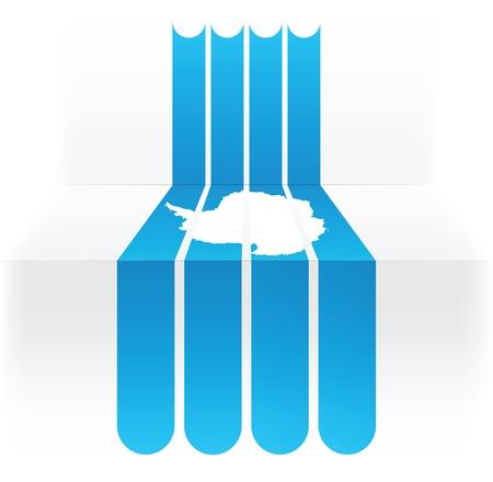 flag of antarctica Stock Vector - 17550377