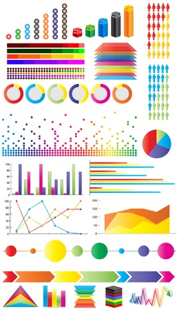 infographic elements Stock Vector - 17805326