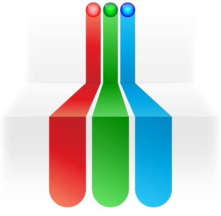 rgb: RGB color Illustration