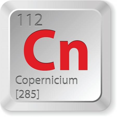 copernicium element