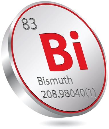 bismuth:  bismuth element
