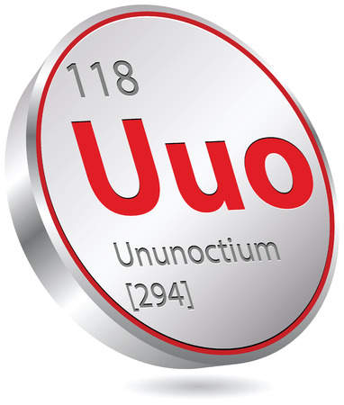 chimic element ununoctium