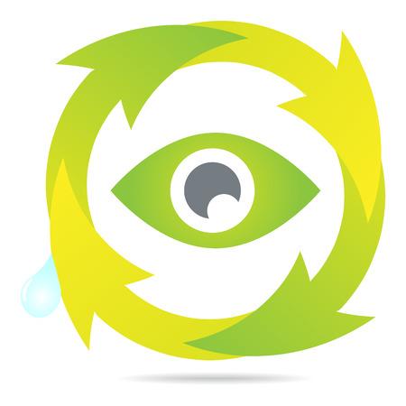 recycling icon Ilustração