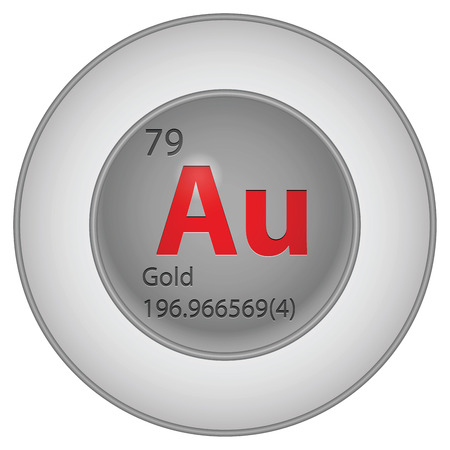 gold element Ilustração