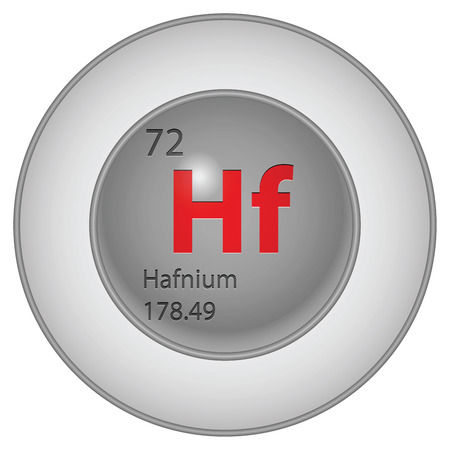 hafnium element