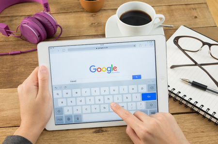 Google is an American multinational corporation specializing in Internet-related services and products. Most of its profits are derived from AdWords. Editorial