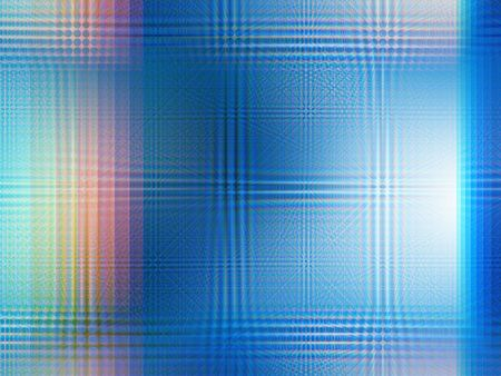 abstract colourful squares and circles shining rainbow neon background photo