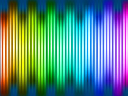 abstract colourful lines like rainbow rows background photo