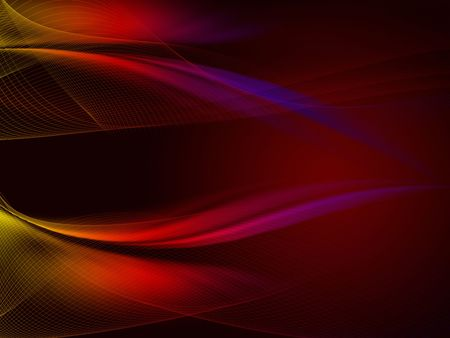 abstract red background with light net and lines photo