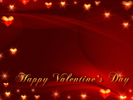 text happy valentine photo