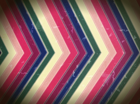 Vintage Abstract background color stripes with vignette  photo