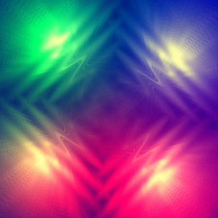 gradient abstract background with wave and lights photo