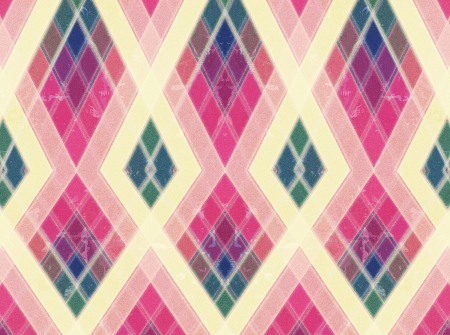 Abstract retro background color stripes crossing each other photo