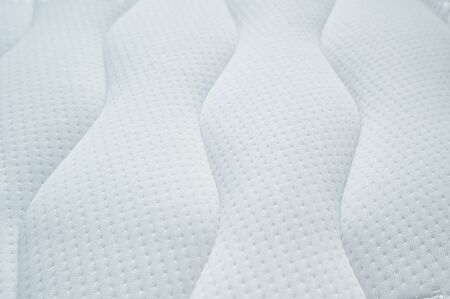 Alicante, Spain - December 2019: Aloe Vera mattress surface
