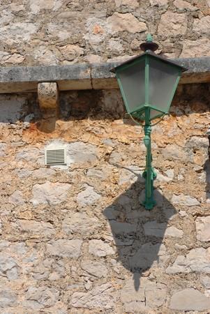 dalmatia: Village Tisno in southern Croatia, dalmatia sea
