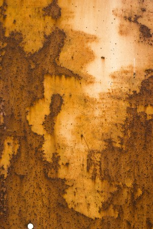 rusting: Rusty metal great as a background