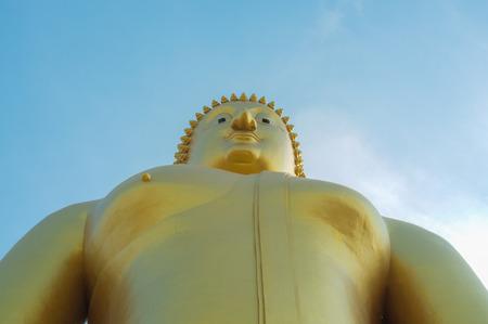 accession: Wat Muang, Ang Thong, Thailand. Stock Photo