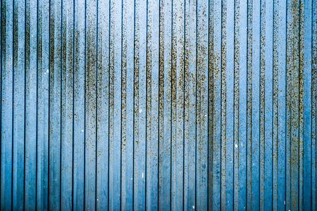Blue rusty metal texture photo