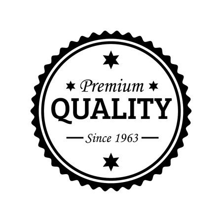 Monochromatic vintage sales sign. Minimalistic geometrical design. photo