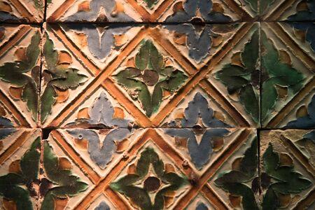 traditional ornamental tile