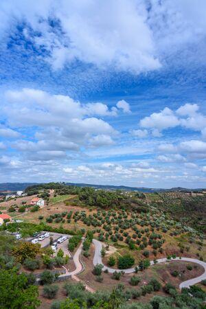 Natural Park of Montesinho during summer Portugal. Stockfoto - 150296704