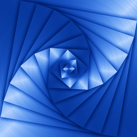 decorration: blue abstract background