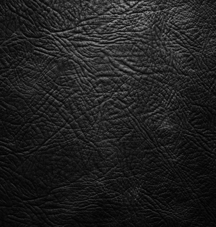 leather texture: black leather background