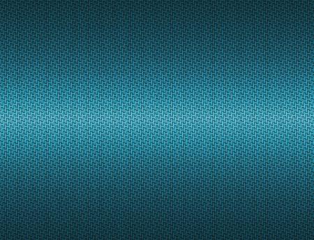 Tessuto blu piastra Archivio Fotografico - 32328804
