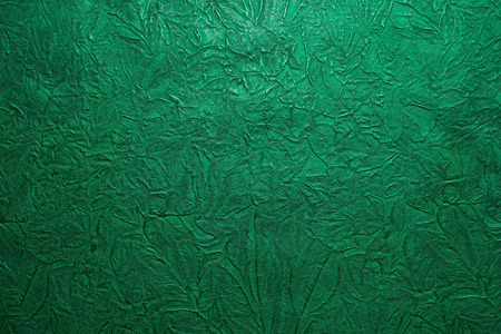 tooled: green leather tooled texture