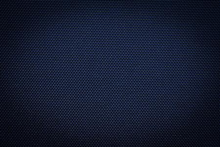 Fondo de fibra de carbono, textura azul Foto de archivo