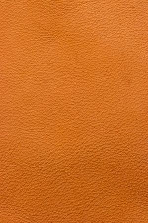 orange background: orange leather