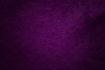 purple leather Banque d'images