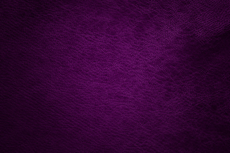 purple leather Stock Photo
