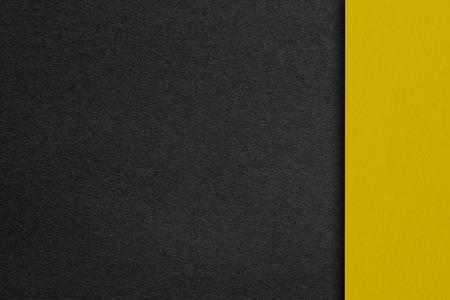 Nero e giallo trama Archivio Fotografico - 32330464