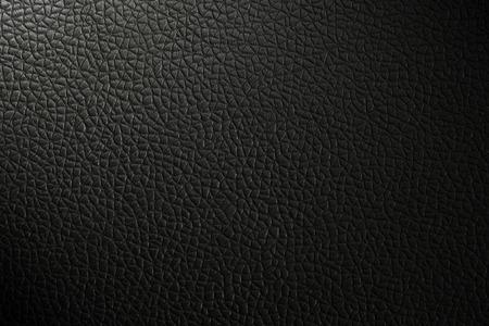 retro dark: black leather background