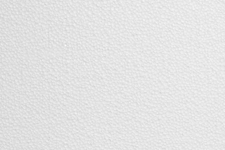 styrene: White foam board texture background Stock Photo