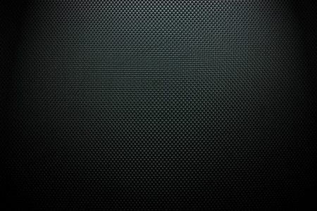 metal: Carbon fiber background