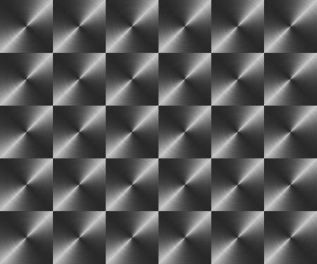 decorration: metal texture