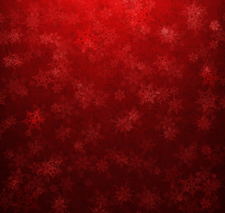 red wall: christmas background red