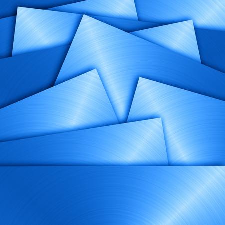 decorration: Blue Abstract Backgorund
