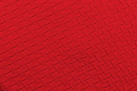 fash: Red plastic texture for background Stock Photo