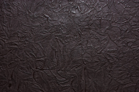 bumpy: Black leather texture