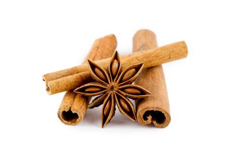 cinnamon and star anise photo