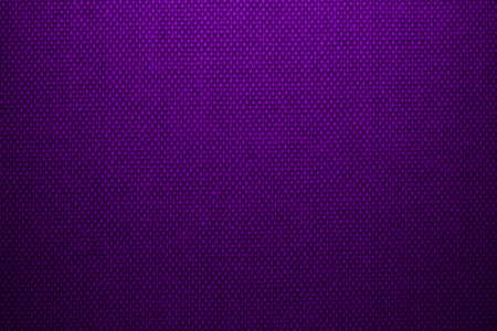 purple textile texture to background